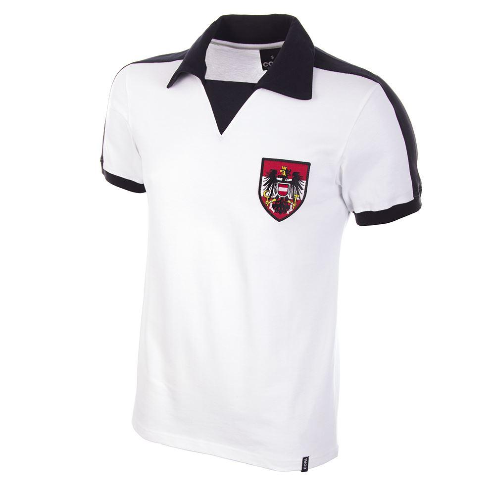 Austria World Cup 1978 Retro Football Shirt | 1 | COPA