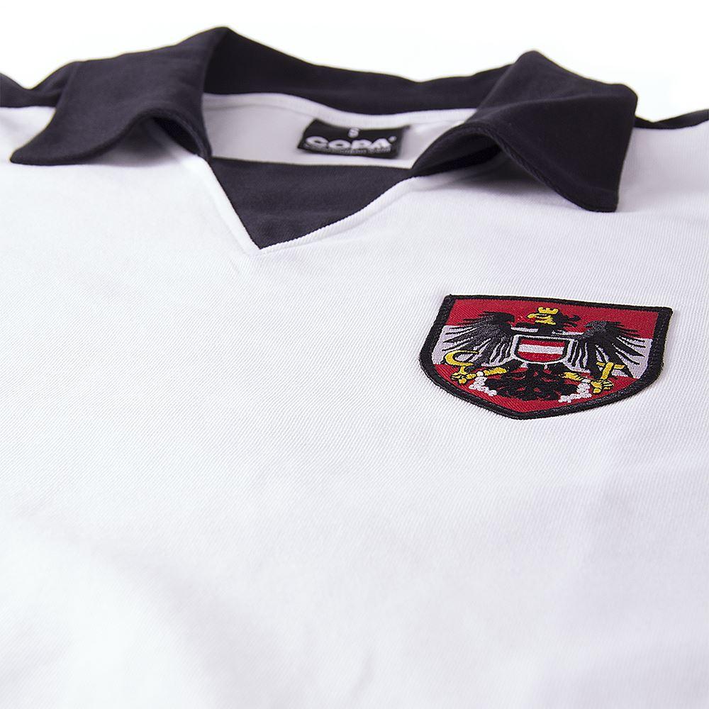 Austria World Cup 1978 Retro Football Shirt | 5 | COPA
