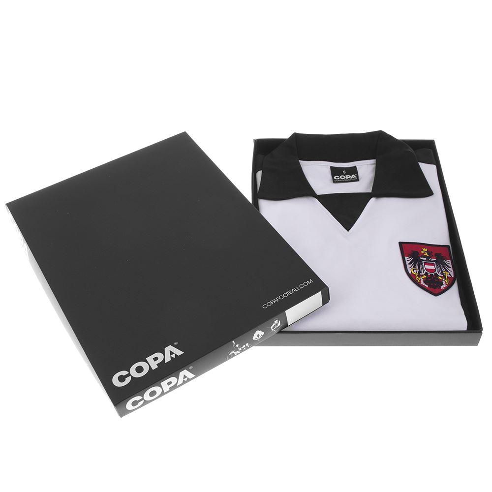 Austria World Cup 1978 Retro Football Shirt | 6 | COPA