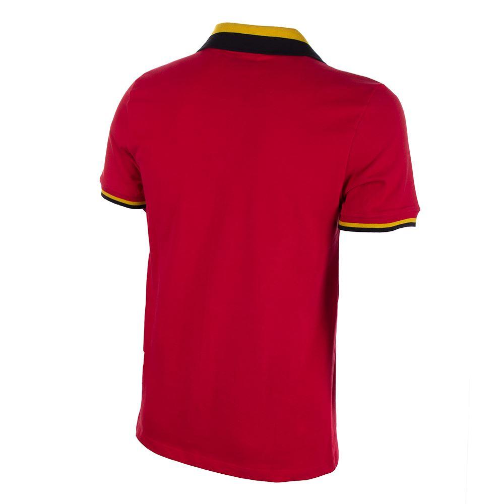 Belgium 1960's Retro Football Shirt | 4 | COPA