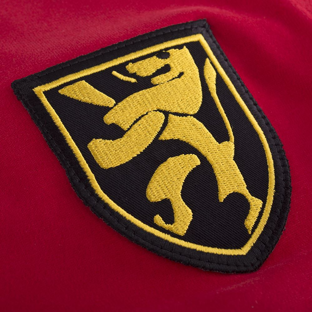 Belgium 1960's Retro Football Shirt | 3 | COPA