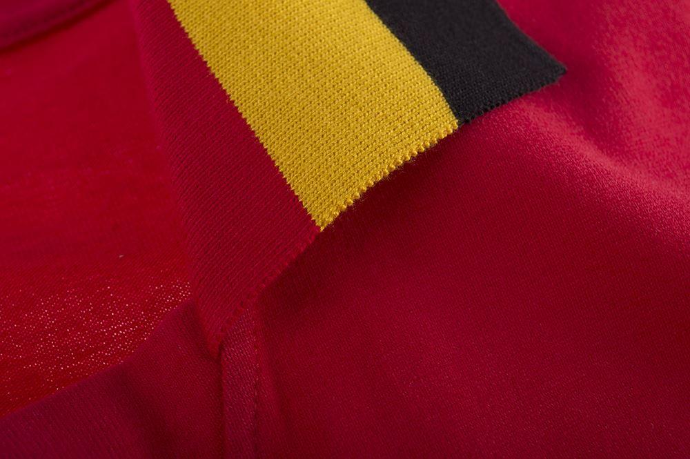 Belgium 1960's Retro Football Shirt | 6 | COPA