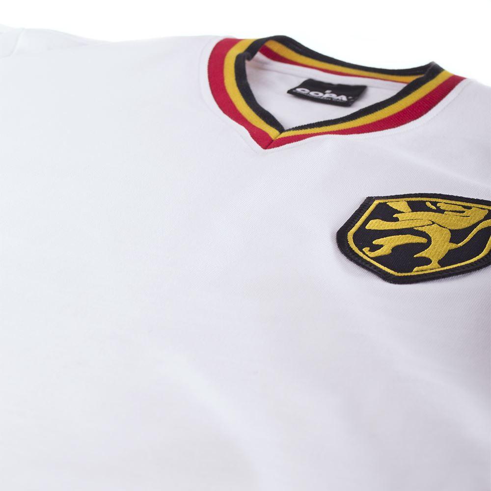 Belgium Away 1970's Retro Football Shirt | 5 | COPA