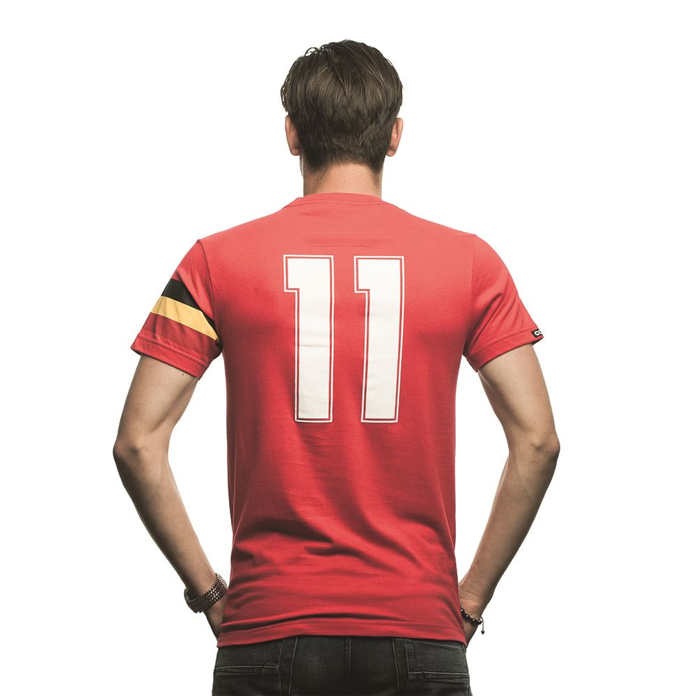 Belgium Captain T-Shirt   7   COPA