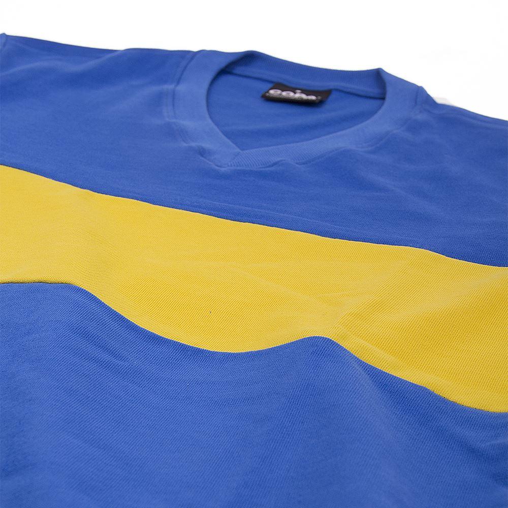 quality design da32e 69af2 Boca Juniors 1960's Retro Football Shirt | Shop online | COPA