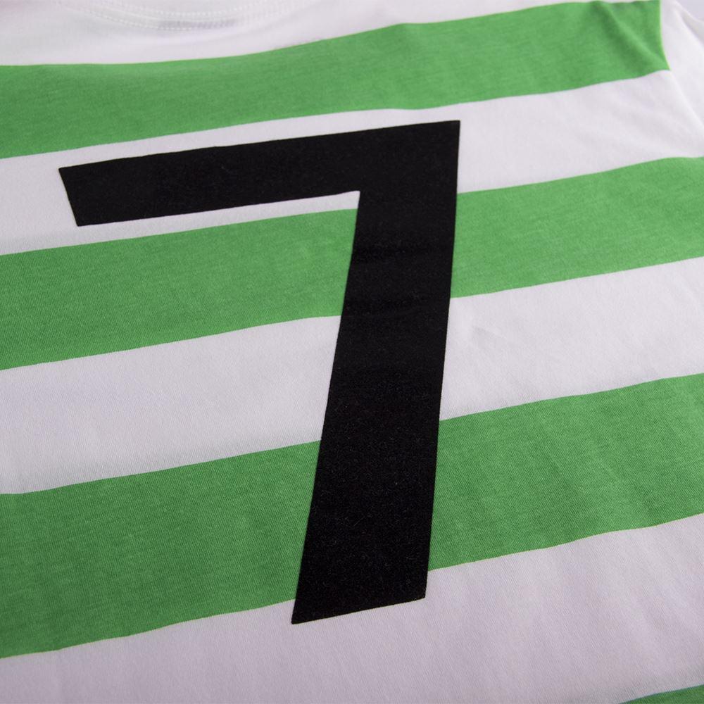 Celtic Captain T-Shirt | 4 | COPA