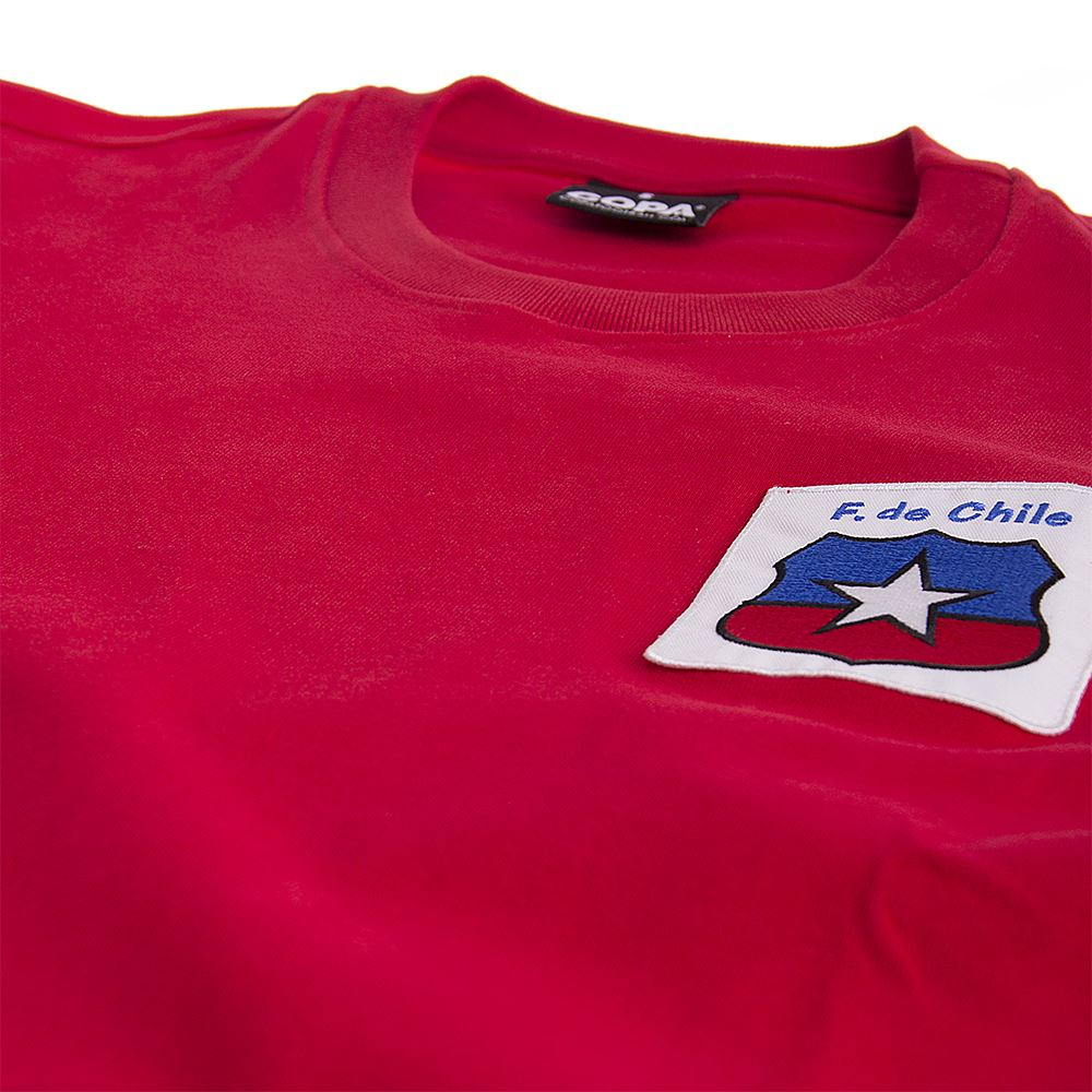 Chile World Cup 1974 Retro Football Shirt | 5 | COPA