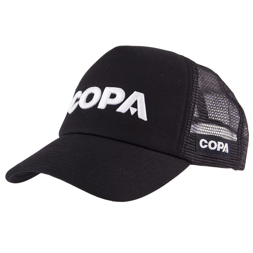 COPA 3D White Logo Trucker Cap | 1 | COPA