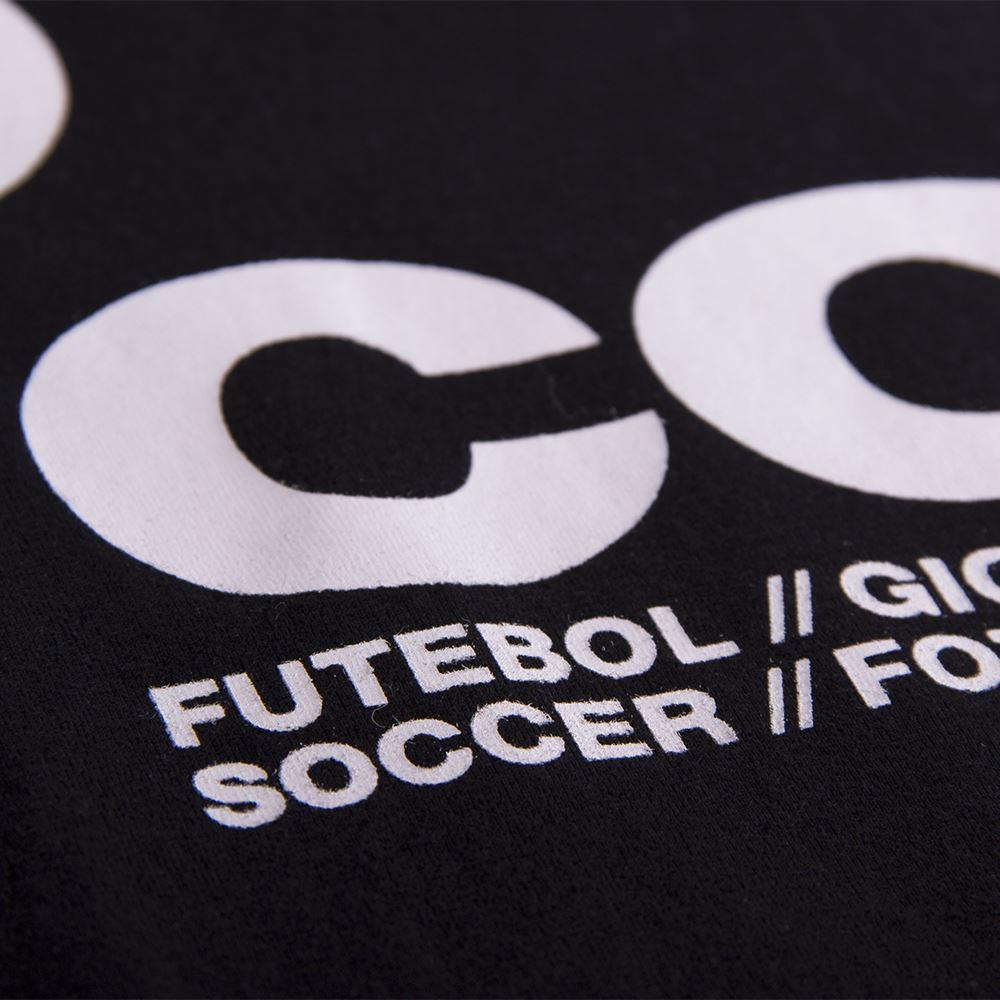 COPA Basic T-Shirt | Black | 4 | COPA