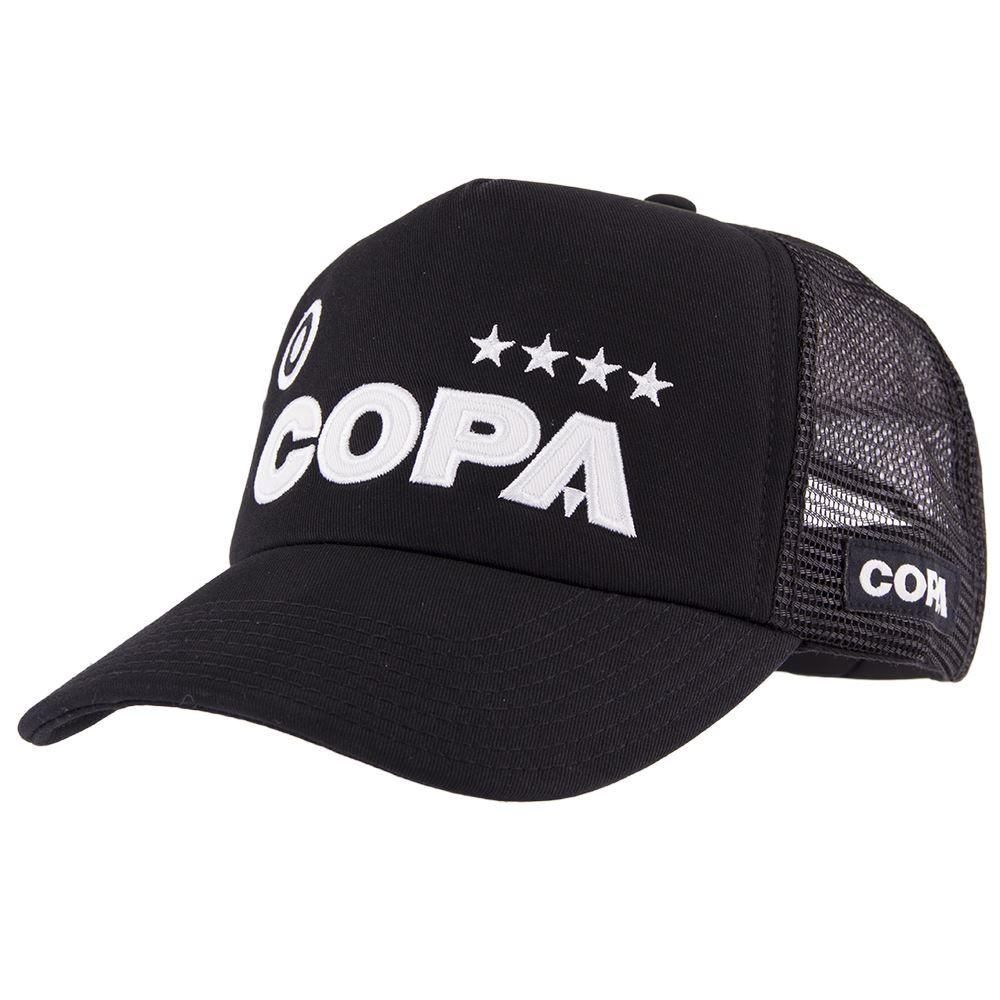 COPA Campioni Black Gorra Trucker | 1 | COPA