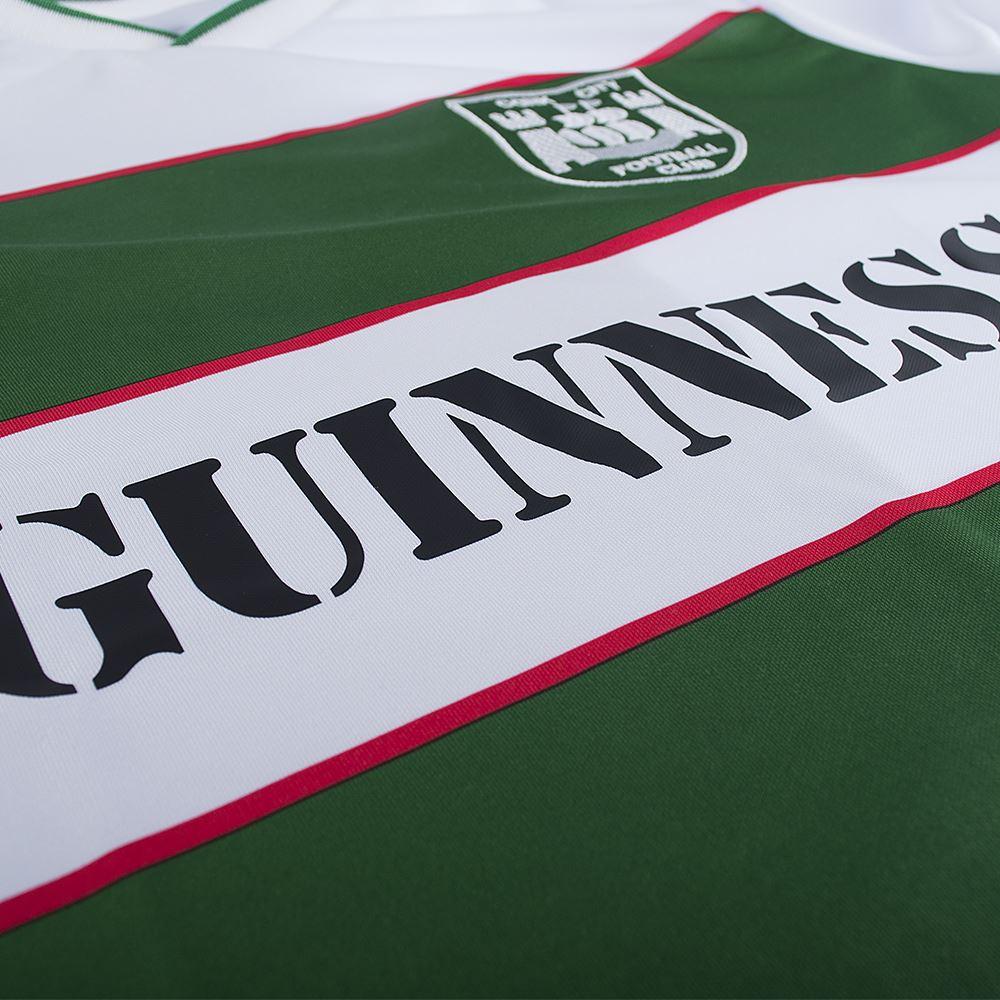Cork City FC 1984 Retro Football Shirt | 6 | COPA