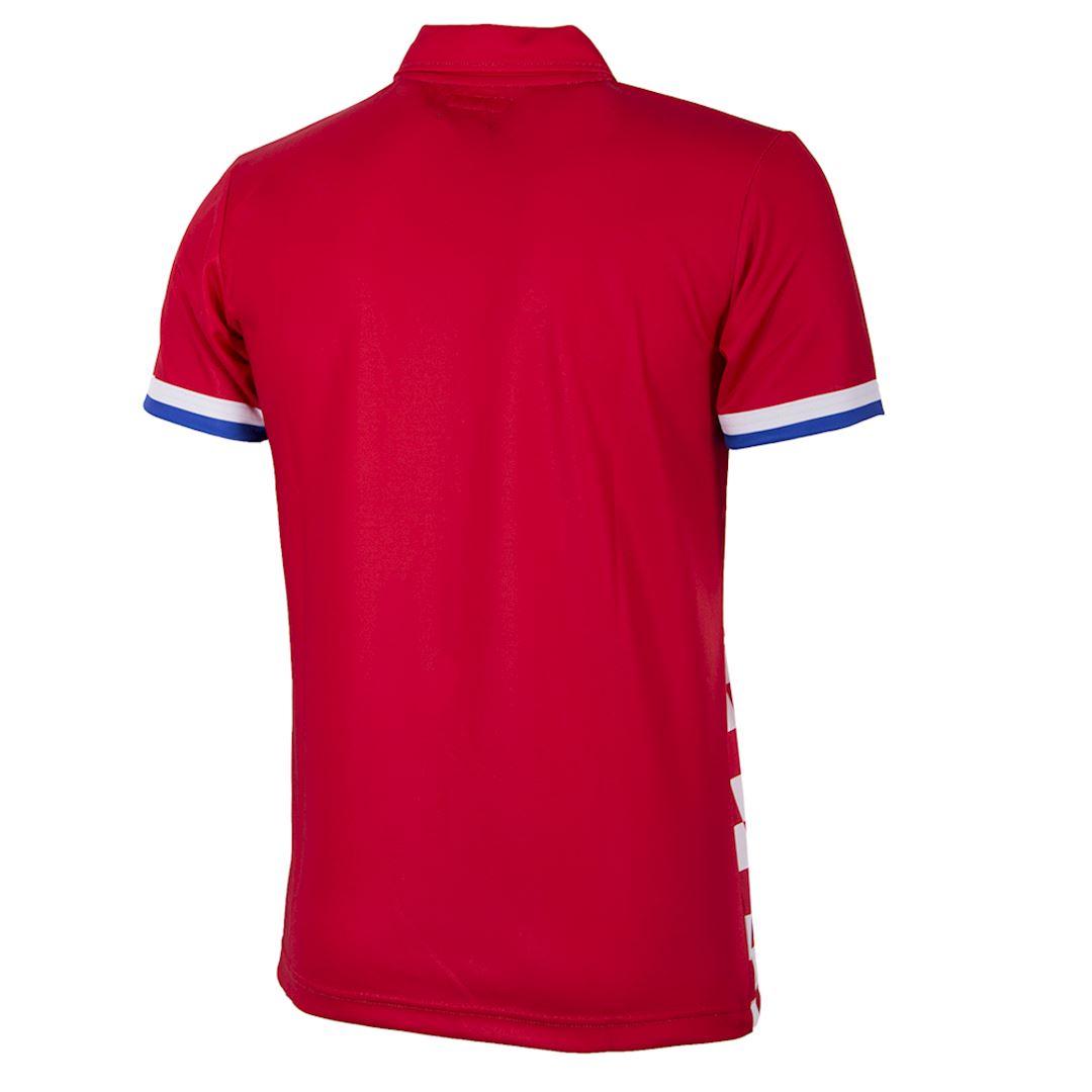Croatia 1992 Retro Football Shirt | 4 | COPA