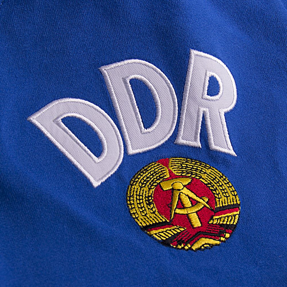 DDR World Cup 1974 Retro Voetbal Shirt | 3 | COPA