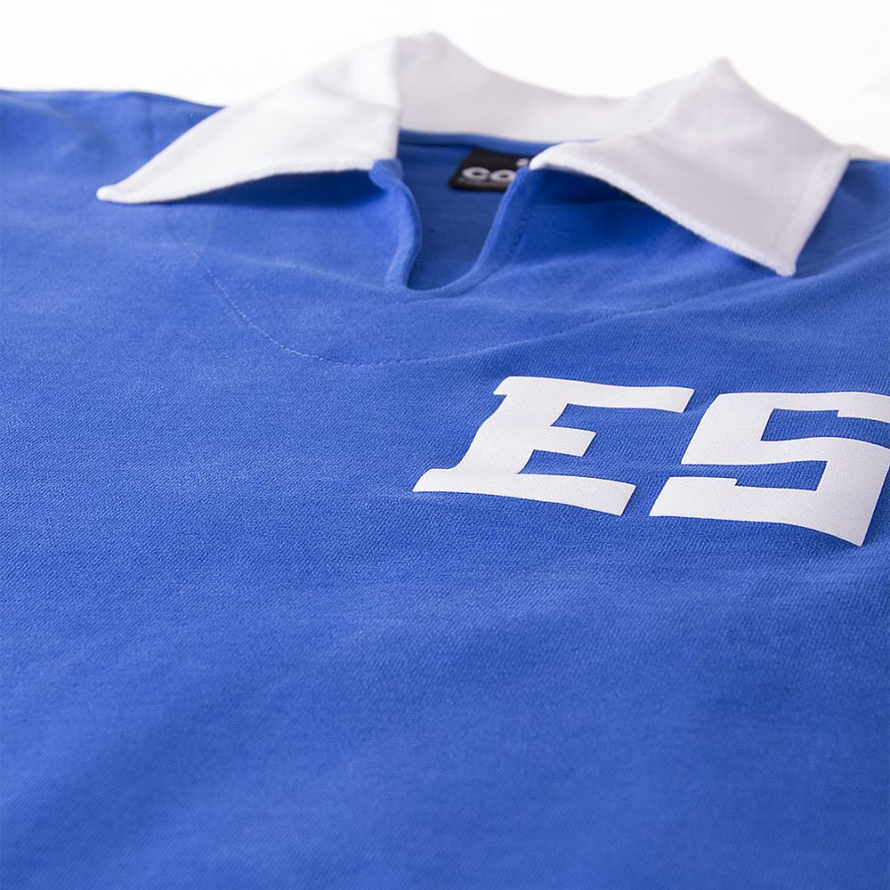 8f1d4034e Shop El Salvador World Cup 1982 Retro Football Shirt