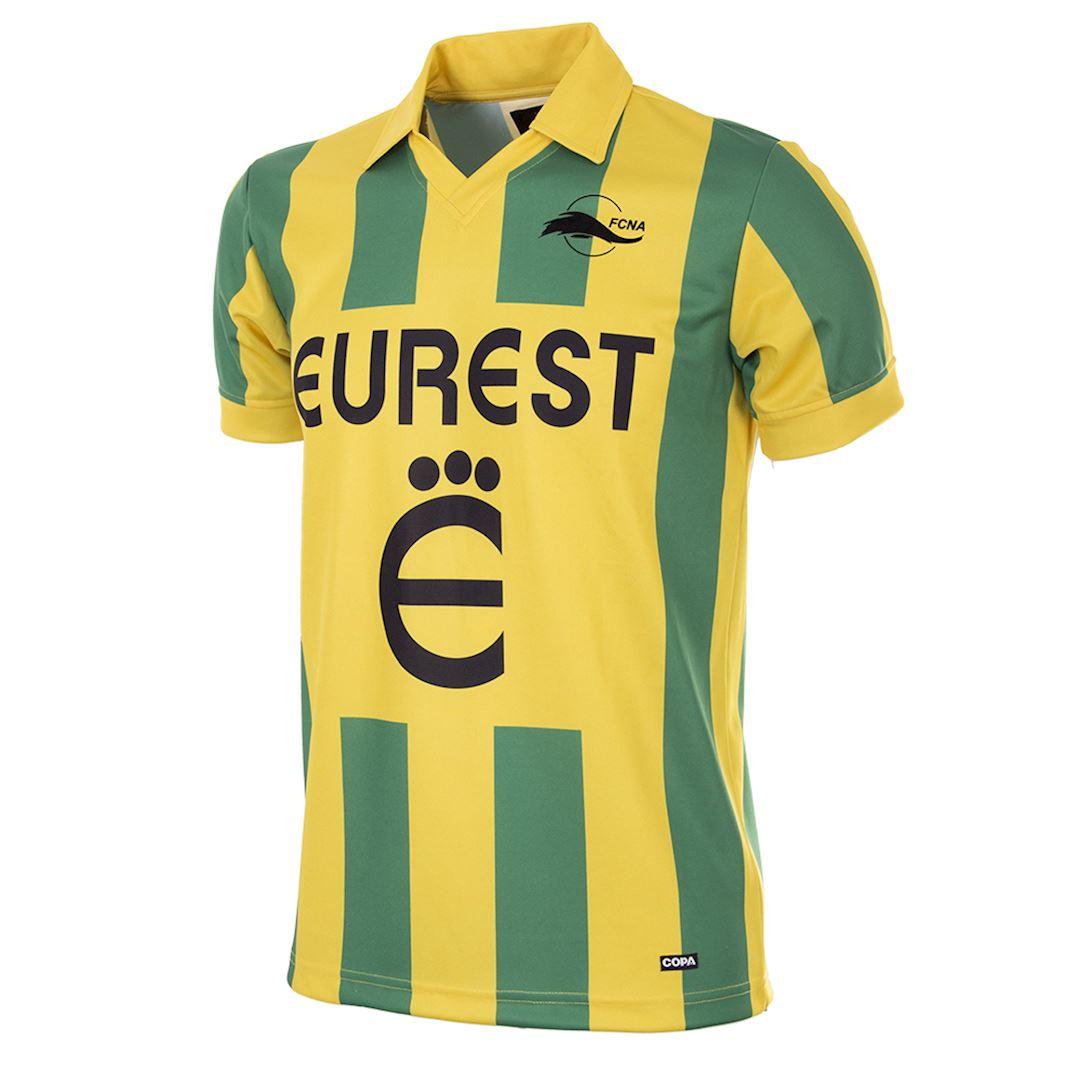 FC Nantes 1994 - 95 Retro Football Shirt | 1 | COPA