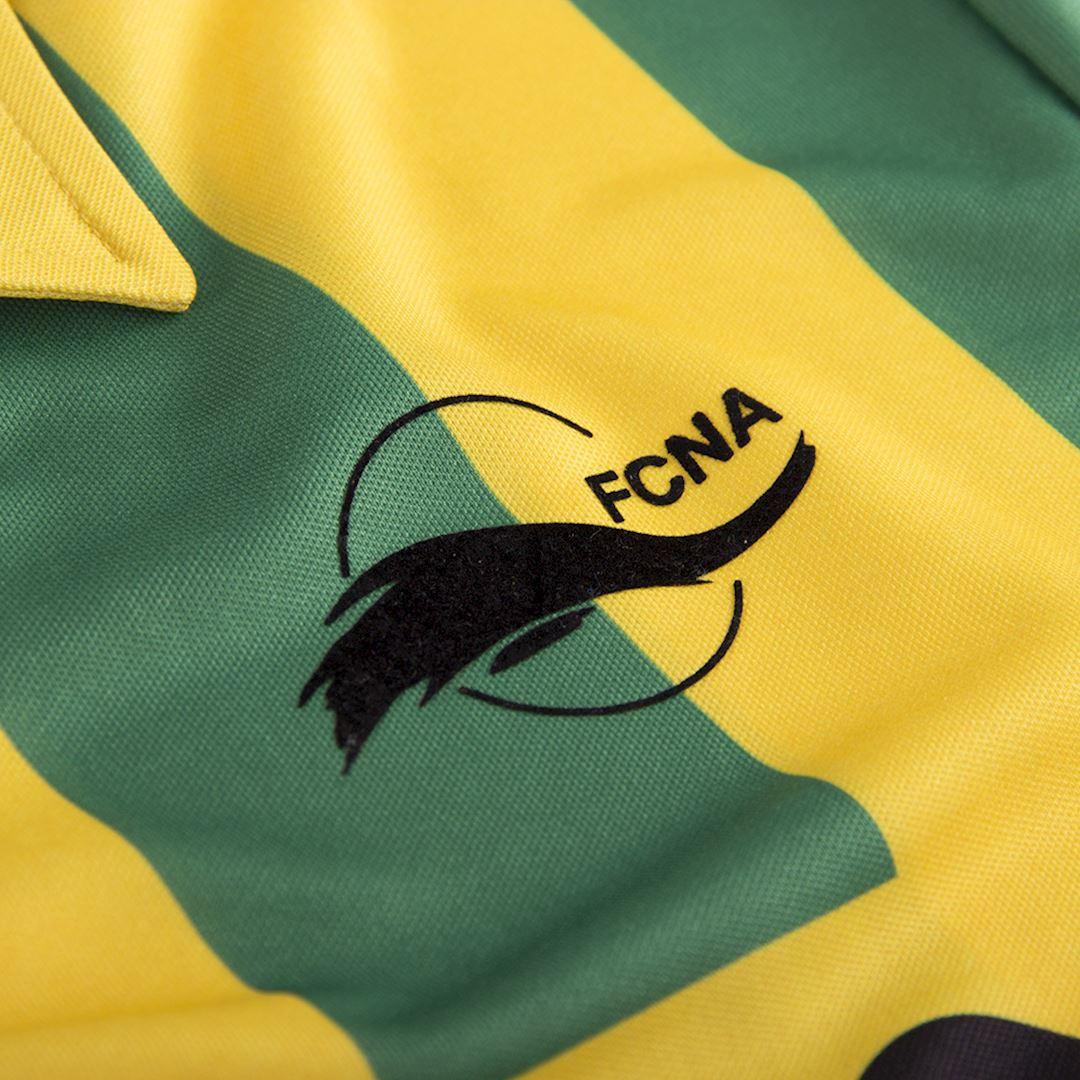 FC Nantes 1994 - 95 Retro Football Shirt | 3 | COPA