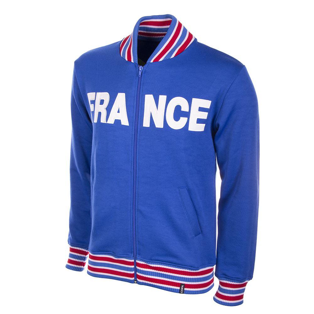 France 1960's Retro Football Jacket | 1 | COPA