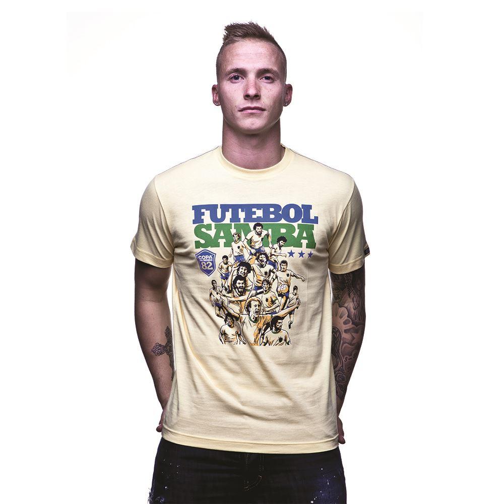 Futebol Samba T-Shirt   5   COPA
