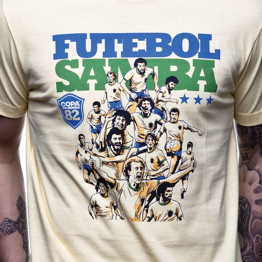 Futebol Samba T-Shirt   6   COPA