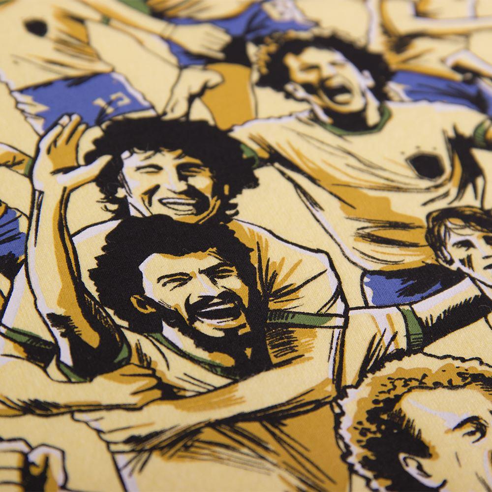 Futebol Samba T-Shirt   3   COPA