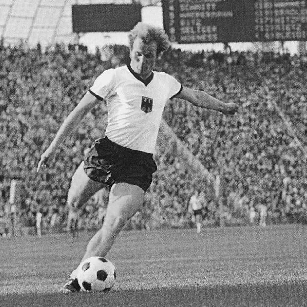 Shop Germany 1970's Long Sleeve Retro Football Shirt