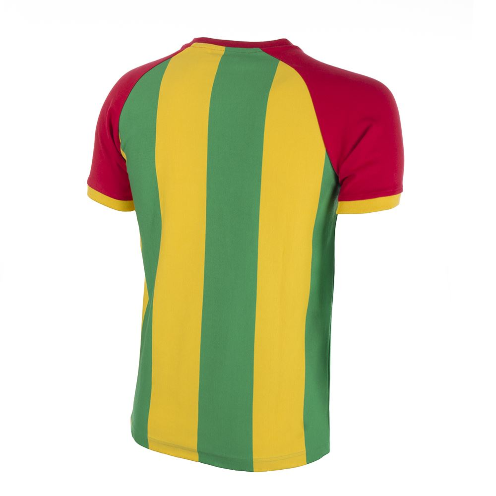 Ghana 1980's Retro Football Shirt | 4 | COPA