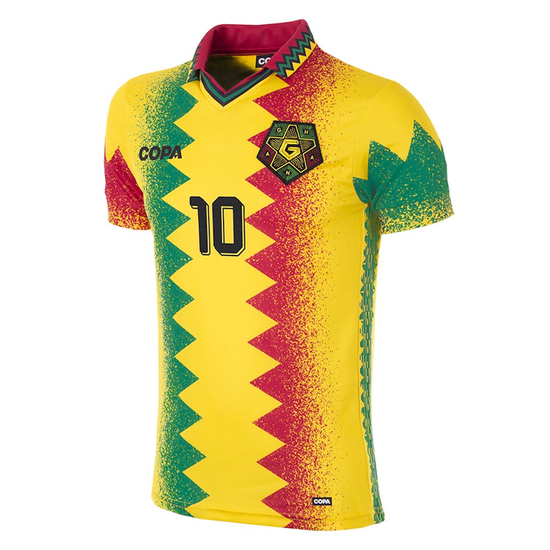6905 | Ghana Football Shirt | 1 | COPA