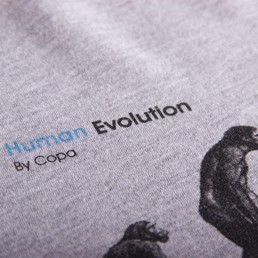Human Evolution T-Shirt | 4 | COPA
