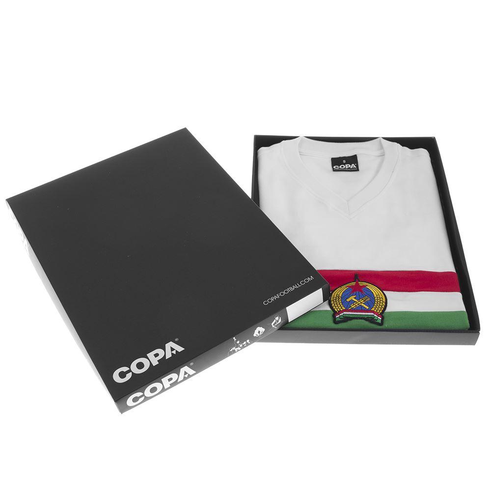 Hungary Away 1950's Retro Football Shirt | 6 | COPA