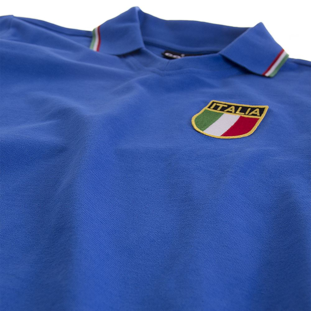 Italy World Cup 1982 Retro Football Shirt | 4 | COPA