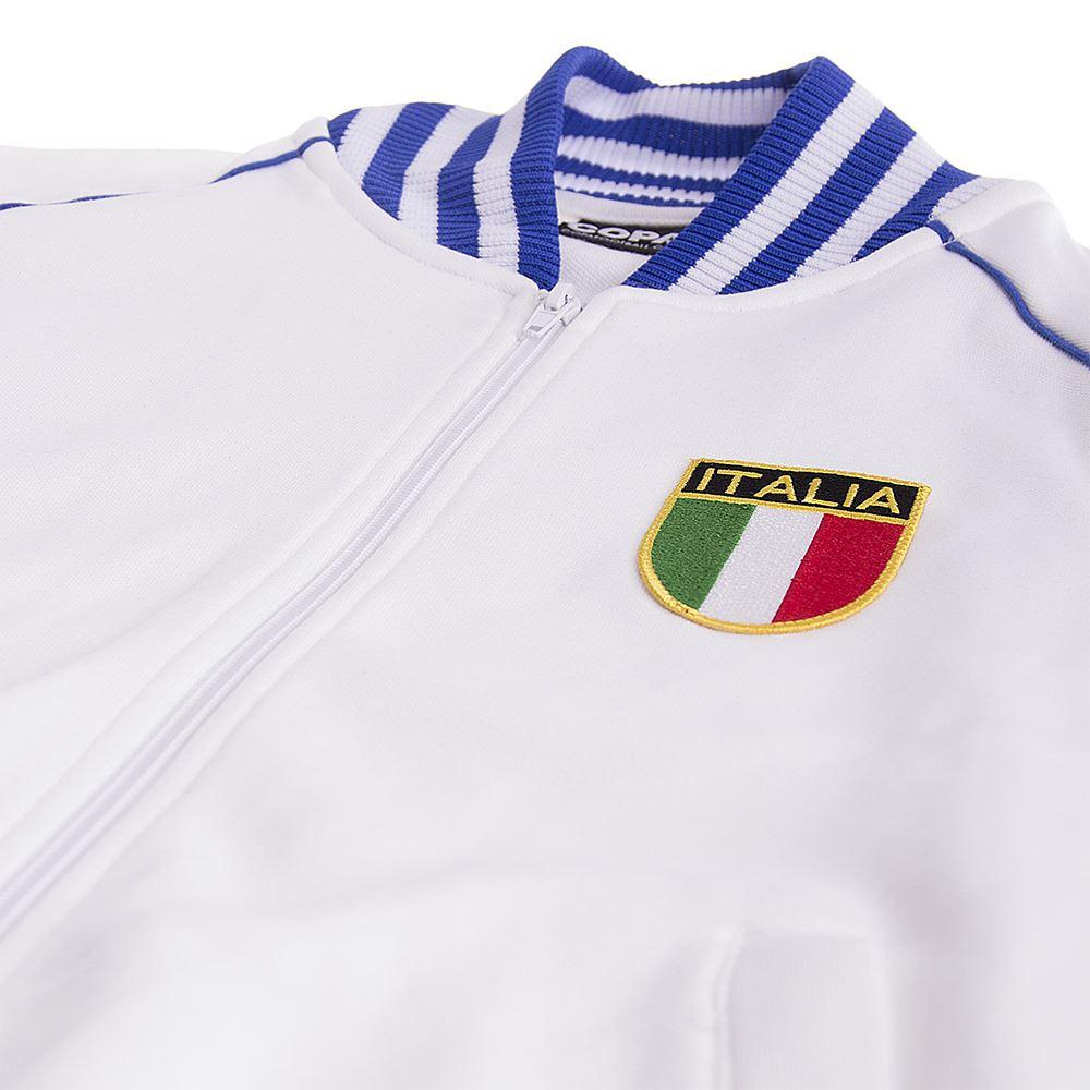 Italy 1982 Retro Football Jacket | 4 | COPA
