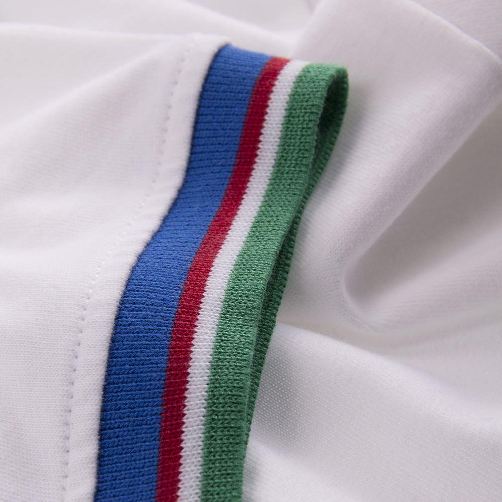 Italy Away World Cup 1982 Retro Football Shirt | 5 | COPA