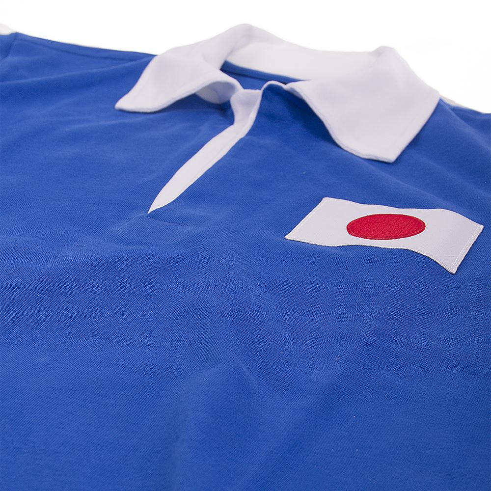 Japan 1950's Retro Football Shirt | 5 | COPA