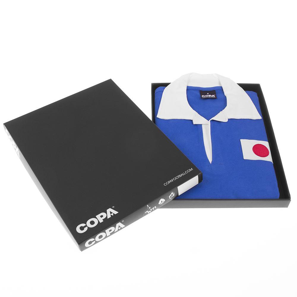 Japan 1950's Retro Football Shirt | 6 | COPA