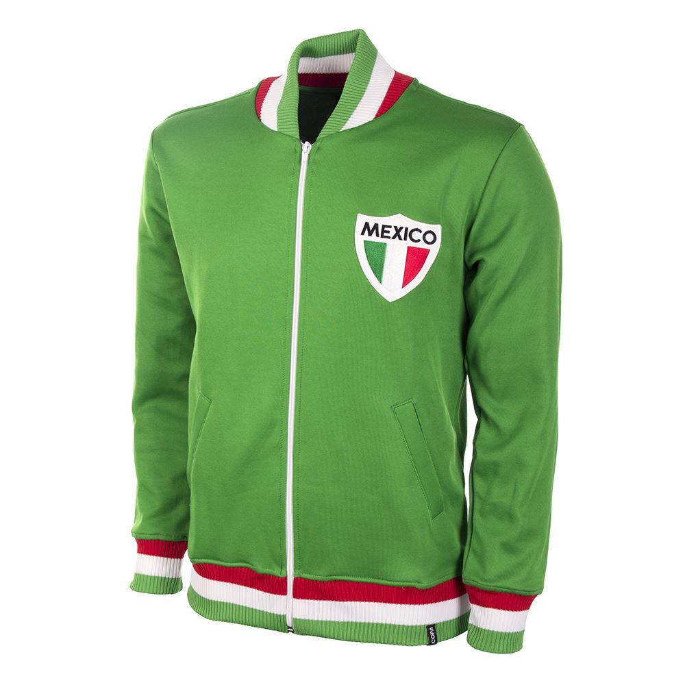 Mexico 1970's Retro Football Jacket | 1 | COPA
