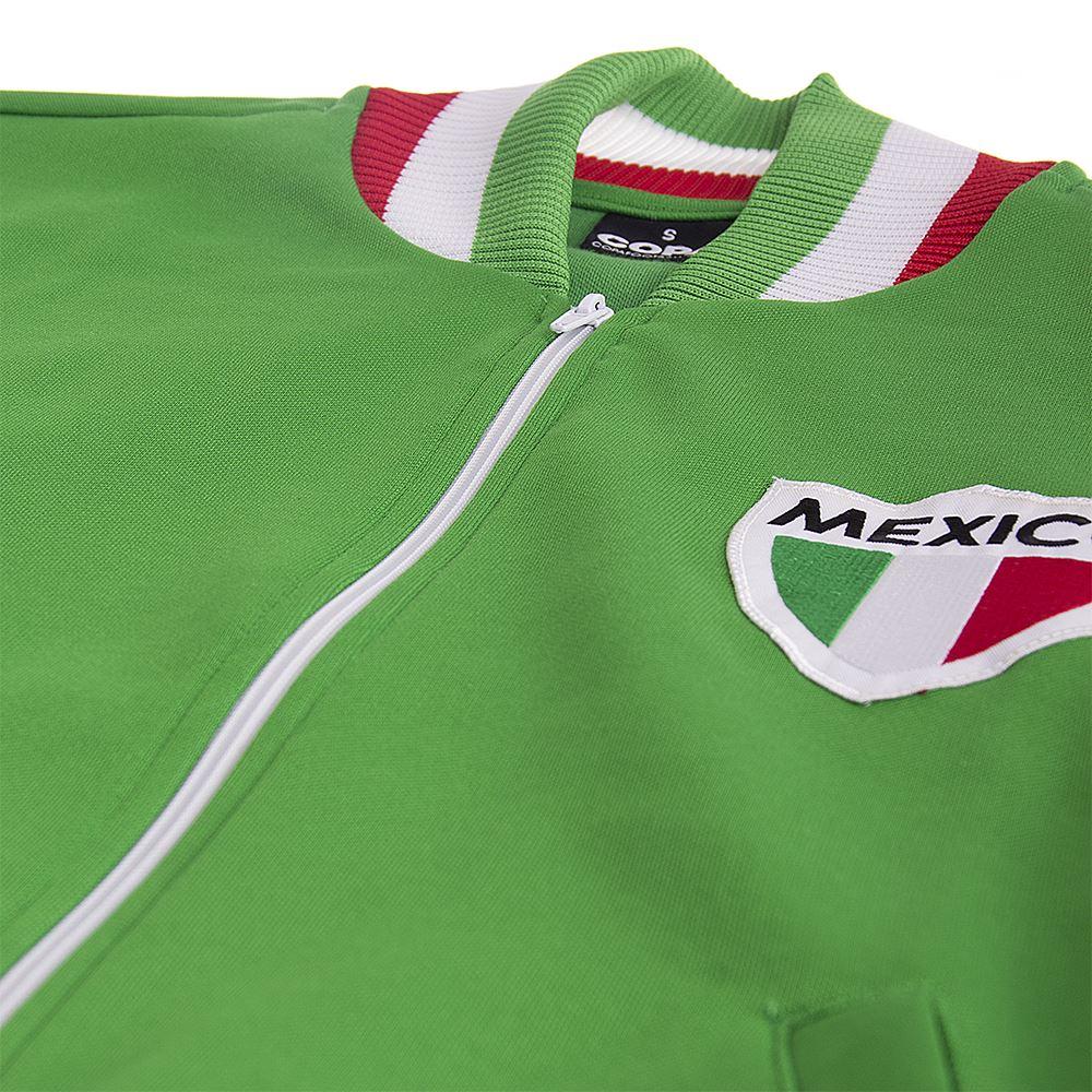Mexico 1970's Retro Football Jacket | 5 | COPA