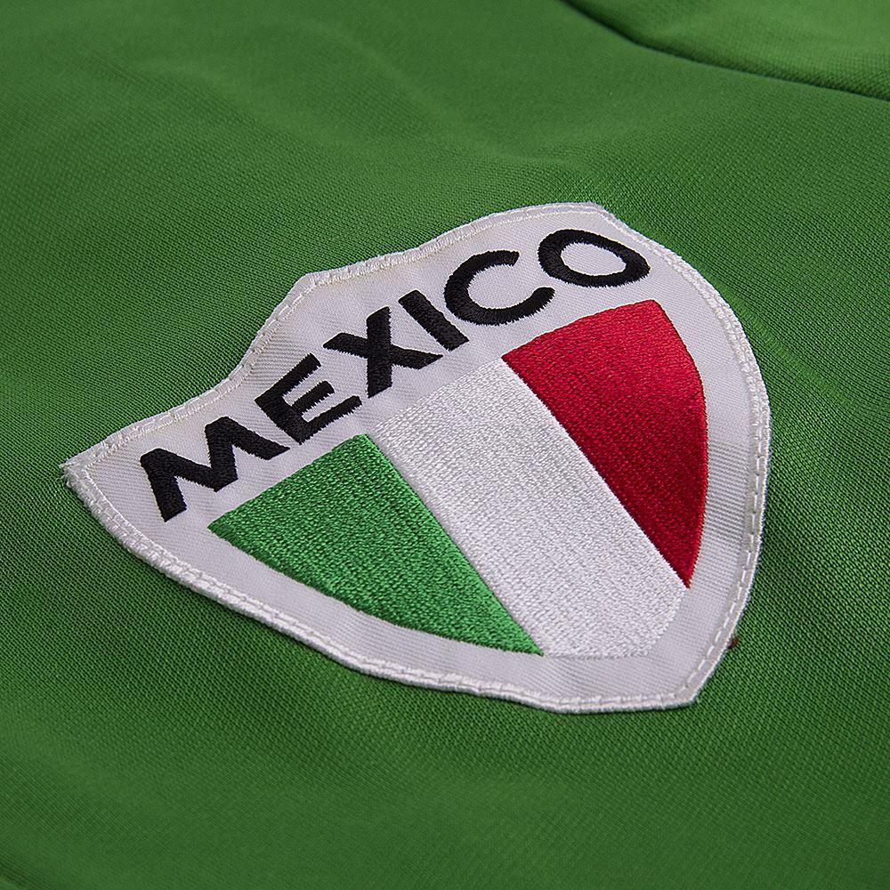 Mexico 1970's Retro Football Jacket | 3 | COPA