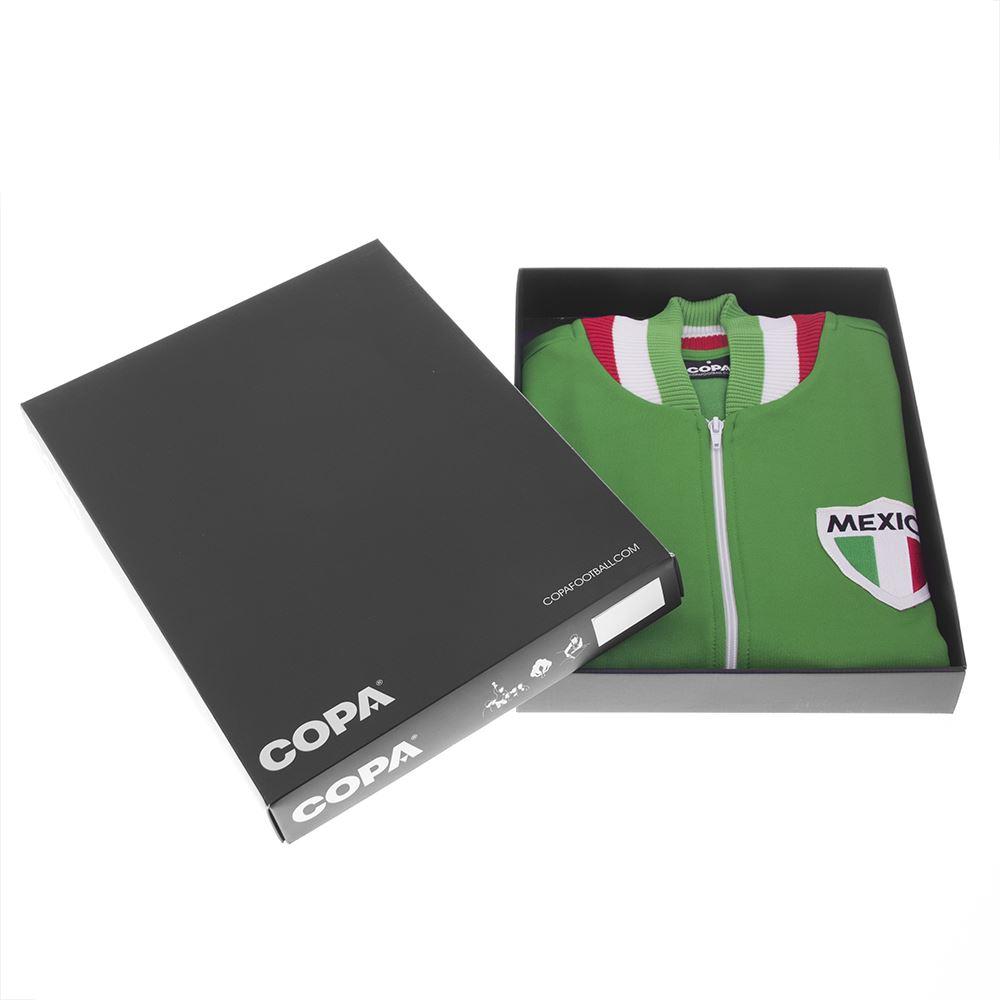 Mexico 1970's Retro Football Jacket | 6 | COPA