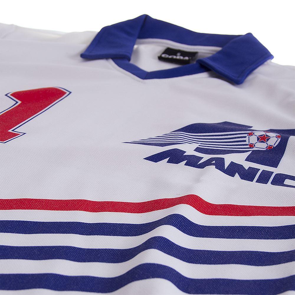 Montreal Manic 1981 Retro Football Shirt   5   COPA