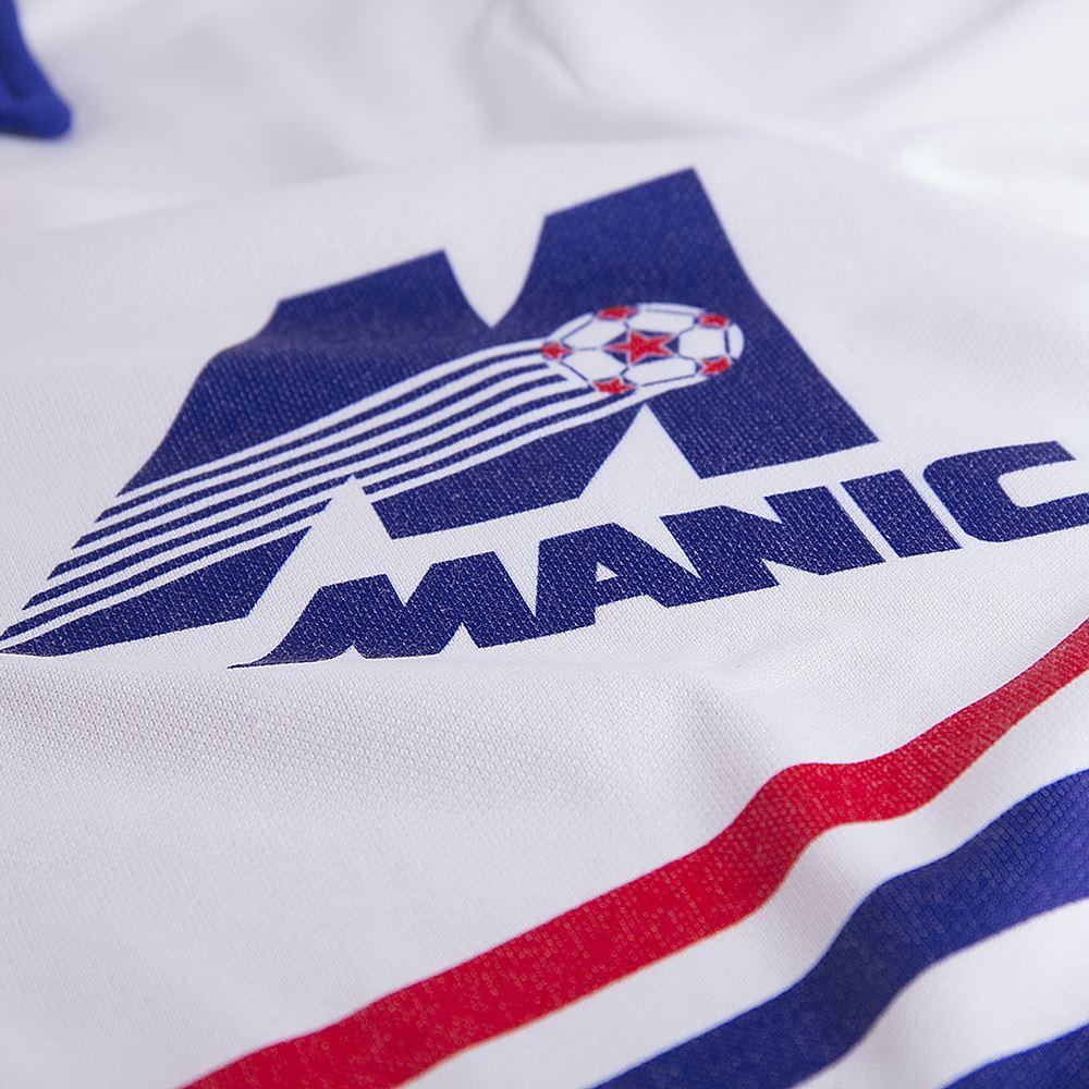 Montreal Manic 1981 Retro Football Shirt   3   COPA