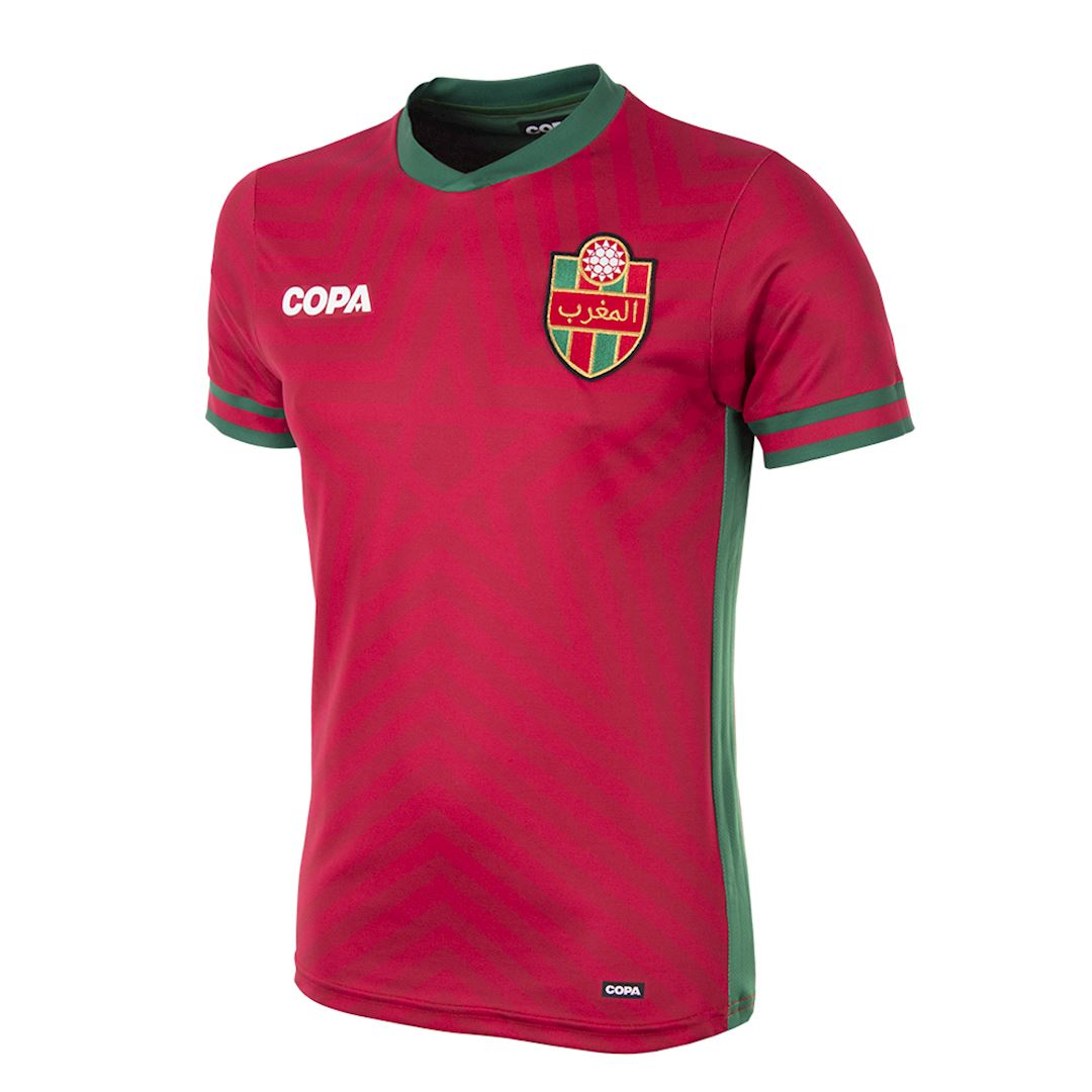 Morocco Football Shirt | 1 | COPA
