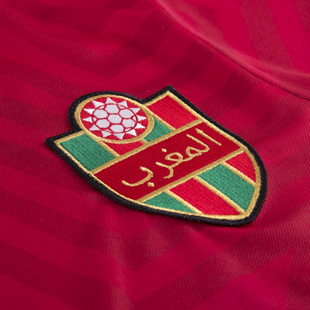 Morocco Football Shirt | 3 | COPA