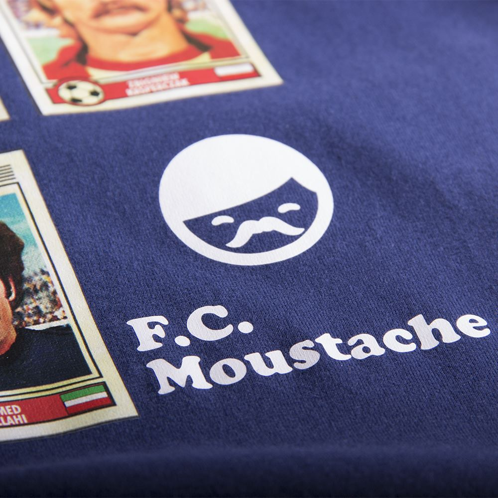 Moustache Dream Team T-Shirt | 5 | COPA