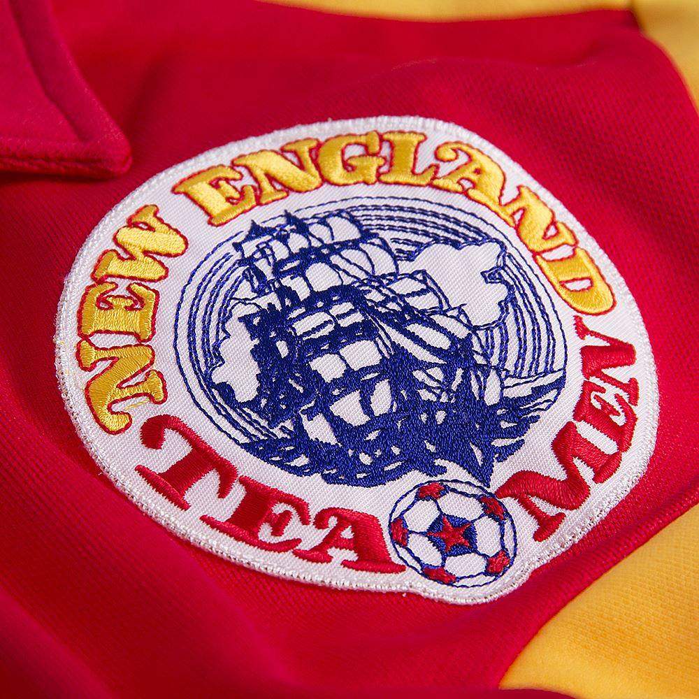 New England Tea Men 1978 Retro Football Shirt | 3 | COPA
