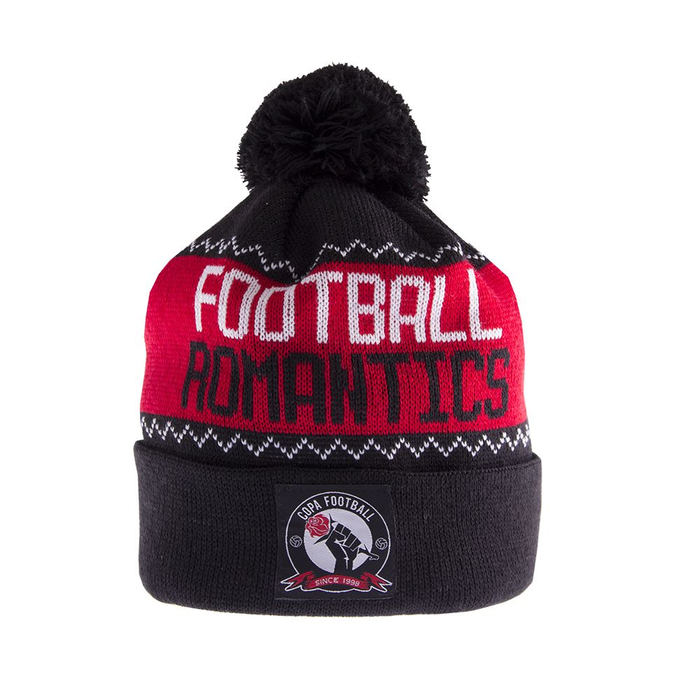5010 | Football Romantics Beanie | 1 | COPA