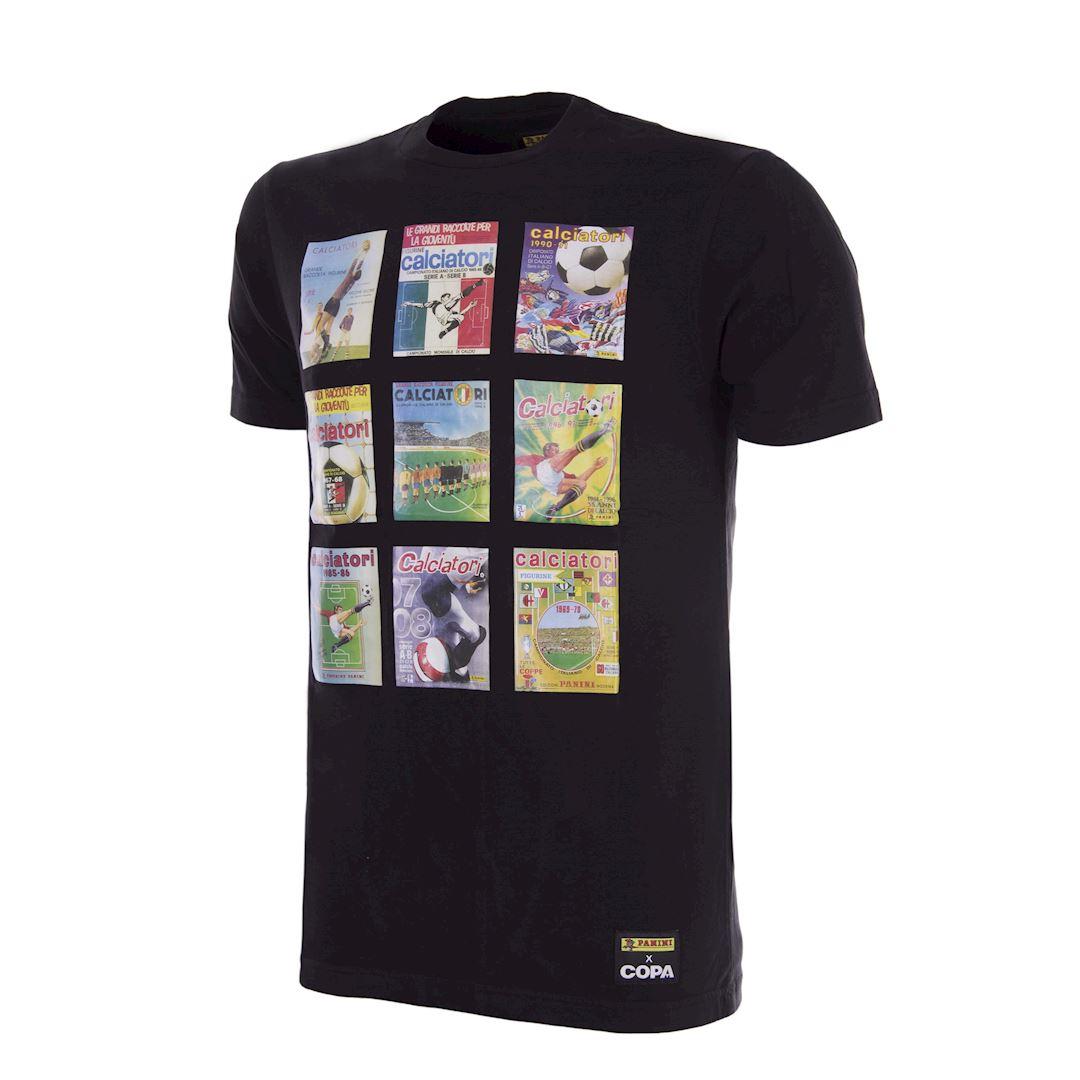 Panini Calciatori Covers T-shirt | 1 | COPA