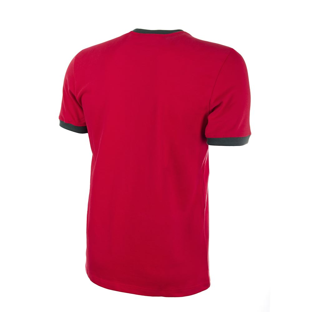 Portugal 1960's Retro Football Shirt | 4 | COPA