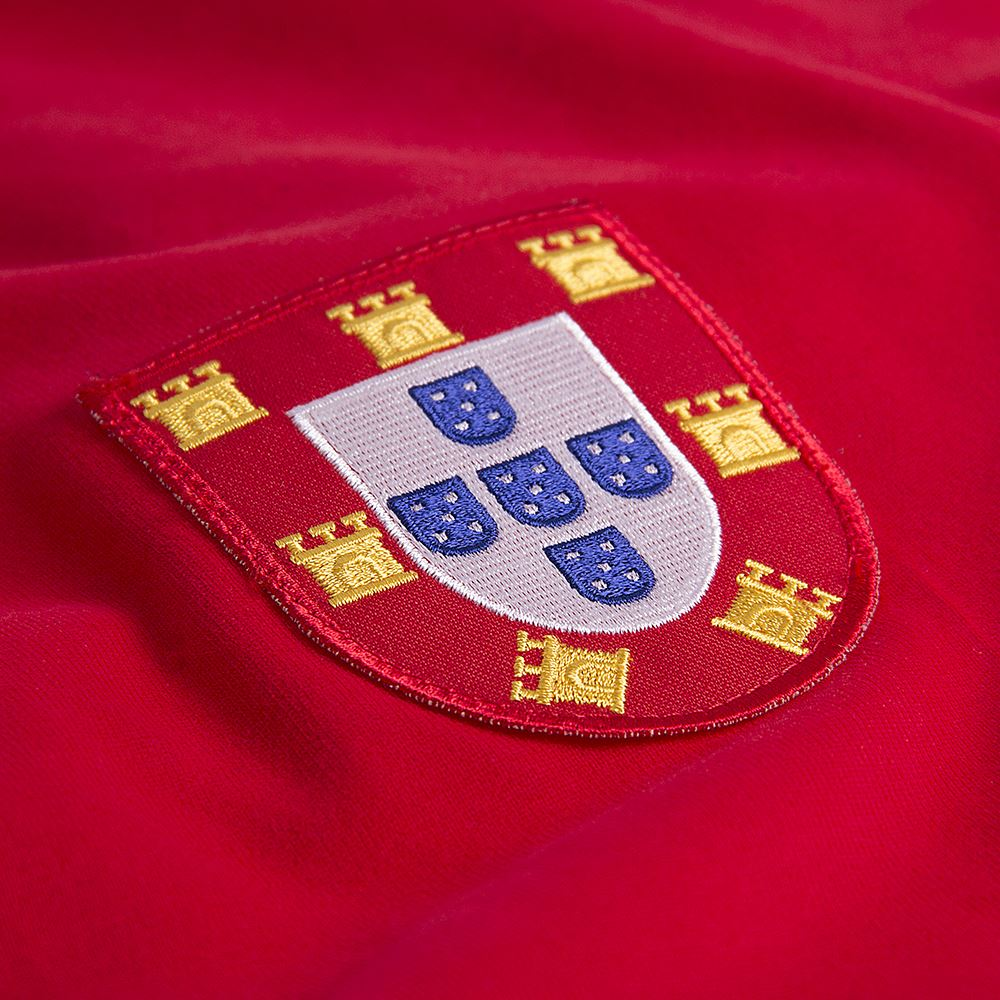Portugal 1960's Retro Football Shirt | 3 | COPA