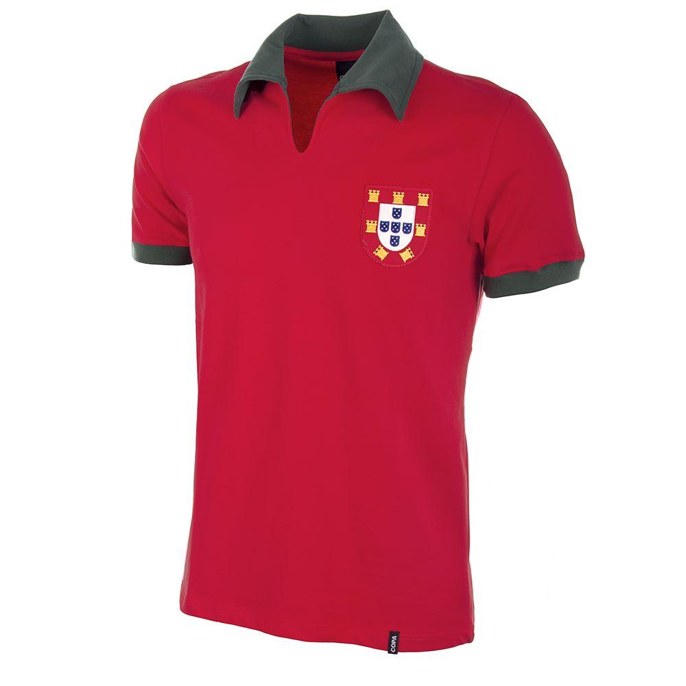 Portugal 1972 Retro Football Shirt | 1 | COPA