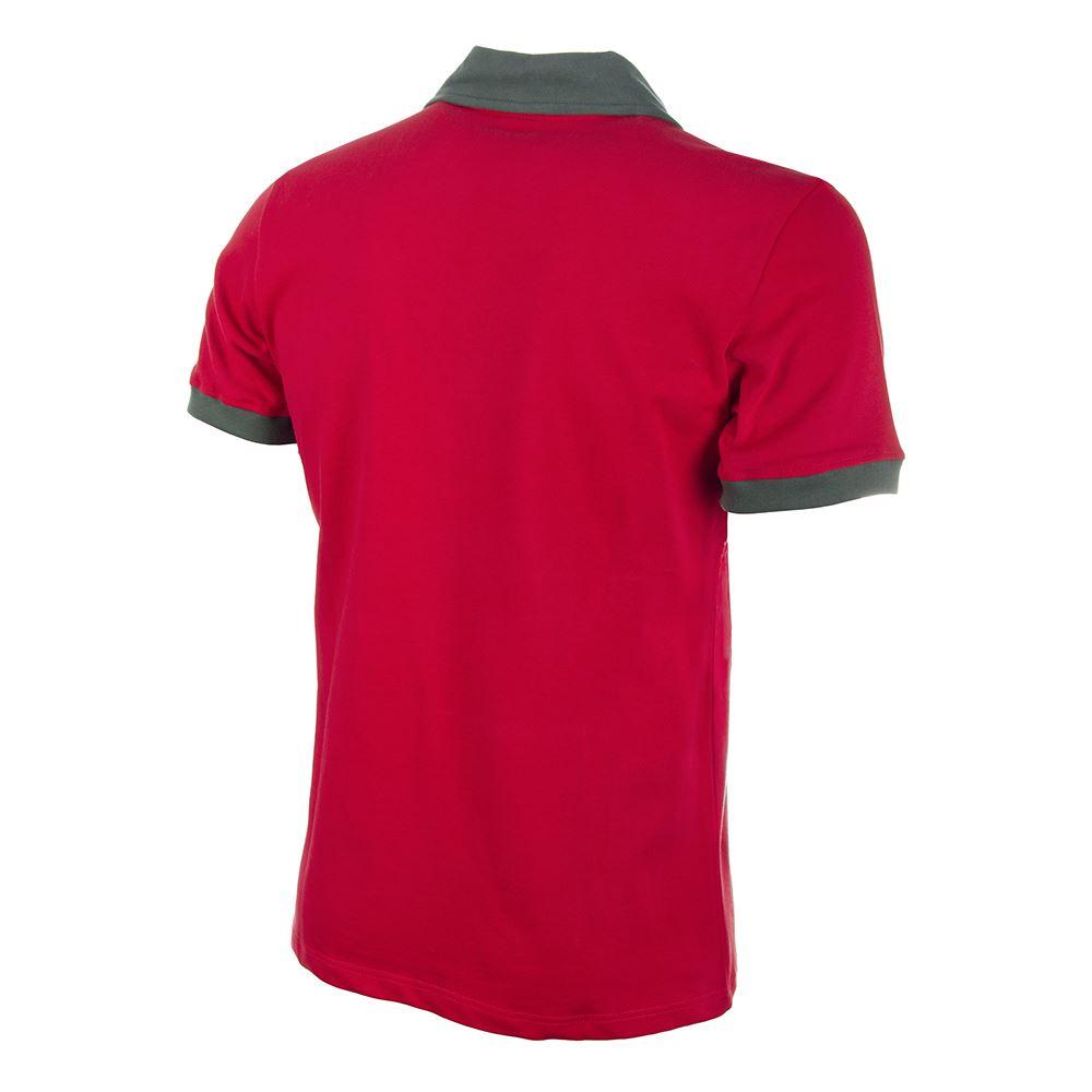 Portugal 1972 Retro Football Shirt | 4 | COPA